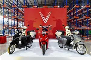 Vinfast bán xe máy điện đợt đầu bằng 60% giá thành, thấp nhất 21 triệu đồng