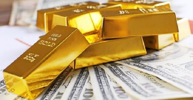 Giá vàng quay đầu giảm khi đồng USD mạnh lên