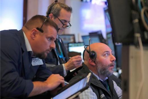 Cổ phiếu công nghệ, tài chính kéo Dow Jones giảm hơn 600 điểm