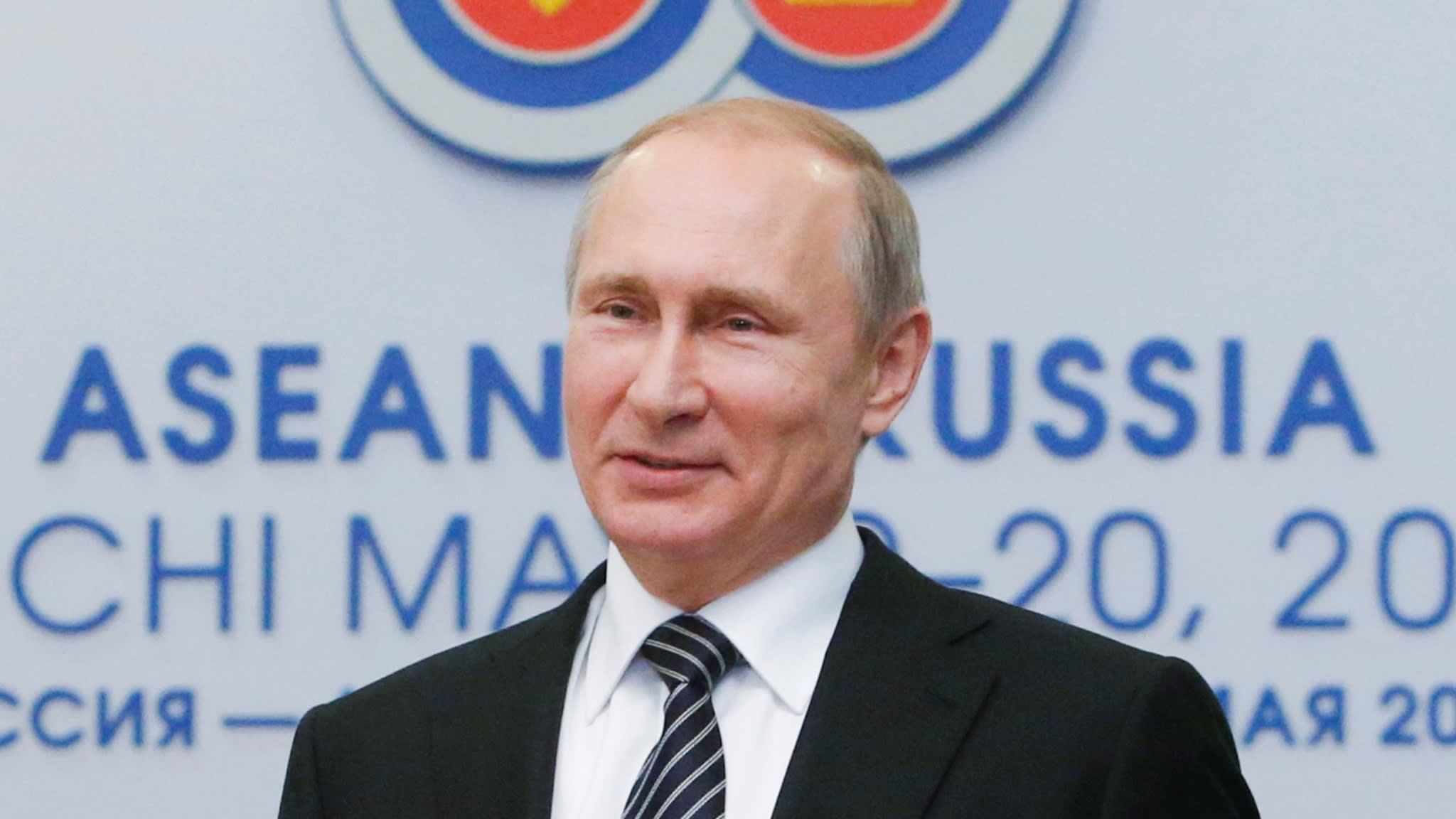 Putin tìm cách tăng cường quan hệ với Đông Nam Á