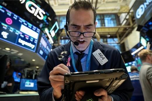 S&P 500 có phiên giảm thứ 5 liên tiếp vì cổ phiếu tài chính