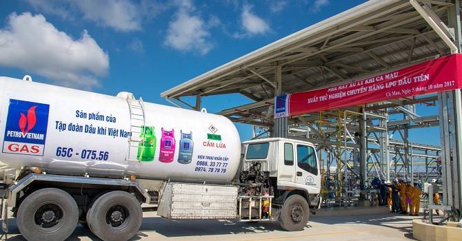 GAS: PVN – GAS: Ký thỏa thuận về cung cấp khí từ mỏ TUNA