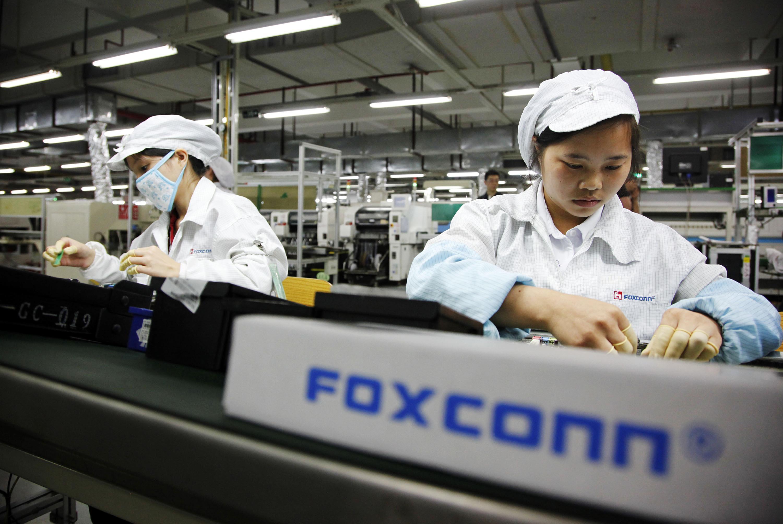 Foxconn cân nhắc lập nhà máy ở Việt Nam để tránh chiến tranh thương mại