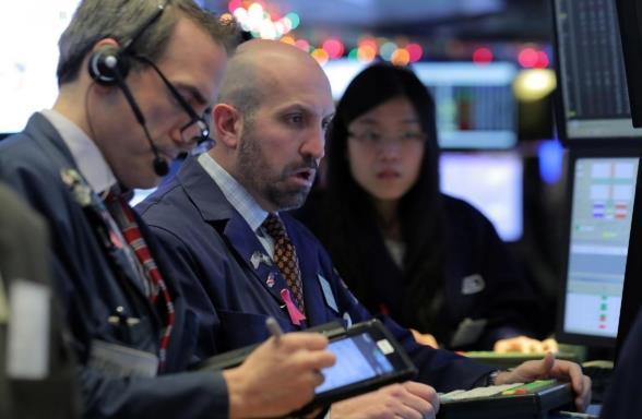 Phố Wall lại bị bán tháo, Dow Jones mất hơn 550 điểm