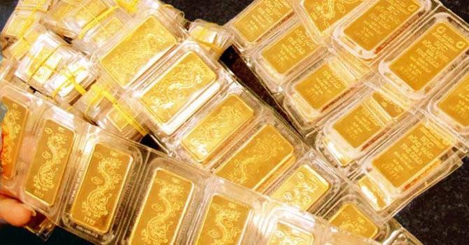 Giá vàng khởi sắc trở lại, tiếp tục tăng 40-50 nghìn đồng/lượng