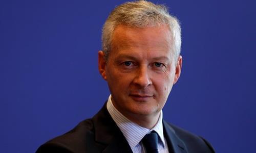 Bộ trưởng Tài chính Pháp cảnh báo 'thảm họa kinh tế' vì biểu tình