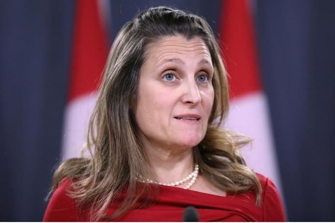 Canada cảnh báo Mỹ không chính trị hóa vụ bắt CFO Huawei