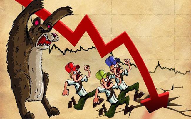 Lực bán vẫn mạnh, VN-Index thủng mốc 920 điểm
