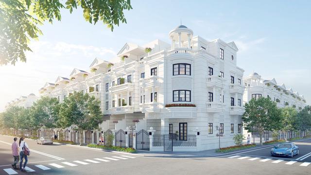 Lượng biệt thự, nhà phố mở bán tại TP HCM thấp kỷ lục trong 5 năm