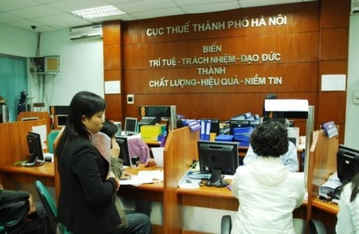 Năm 2019, Cục Thuế Hà Nội được giao chỉ tiêu thu ngân sách 245.726 tỷ đồng