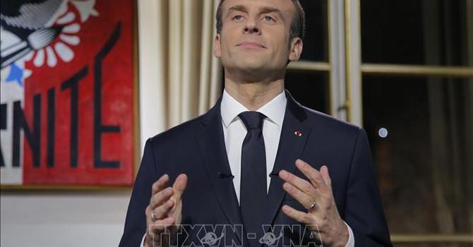 """Tổng thống Pháp khởi động cuộc đối thoại toàn quốc """"chưa từng có"""""""