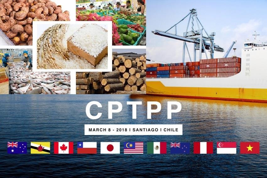 CPTPP có hiệu lực, thủy sản, đồ gỗ, nông sản Việt được hưởng lợi như thế nào?