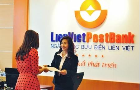 LPB: LienVietPostBank lãi hơn 1.200 tỷ năm 2018