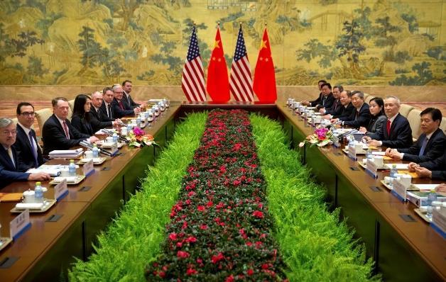 Mỹ - Trung phác thảo các cam kết cho thỏa thuận thương mại