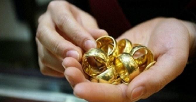 Giá vàng SJC quay quanh ngưỡng 36,7 triệu đồng/lượng
