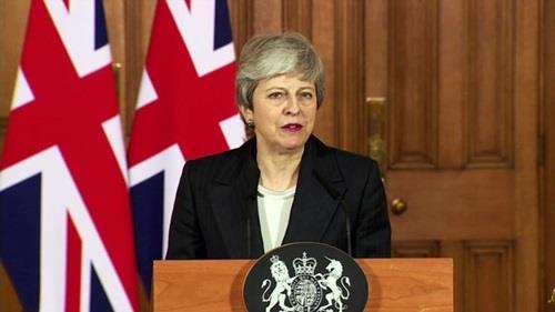 EU chấp thuận cho Anh hoãn Brexit