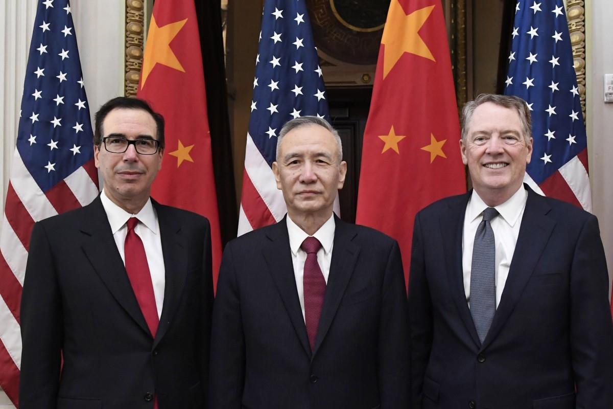 Trung Quốc: Phái đoàn Mỹ đến Bắc Kinh đàm phán thương mại vào ngày 28-29/3