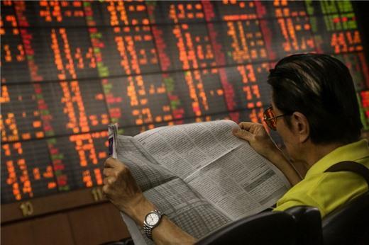 GDP Trung Quốc vượt kỳ vọng, chứng khoán châu Á tăng nhẹ