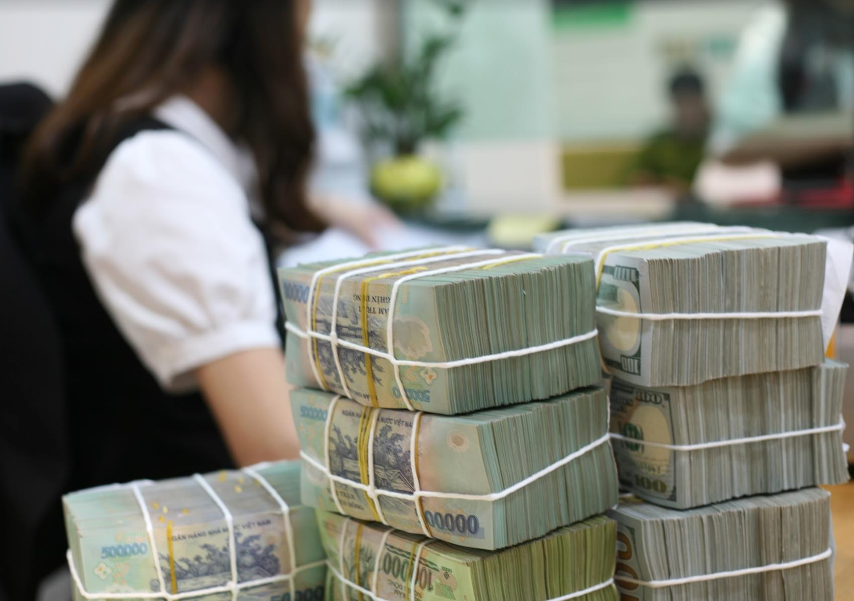 VDSC: Mục tiêu tăng trưởng tín dụng của các ngân hàng năm nay tham vọng