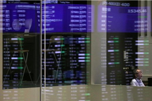 Căng thẳng Mỹ - Trung 'nóng' trở lại, chứng khoán châu Á giảm