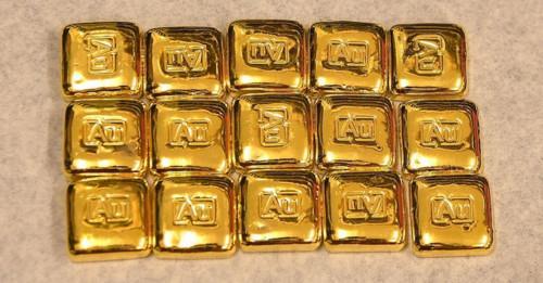 Giá vàng sụt giảm mạnh xuống sâu dưới ngưỡng 1.300USD/ounce