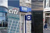 Gian lận tỷ giá, 5 'ông lớn' ngân hàng thế giới bị phạt 1,2 tỷ USD