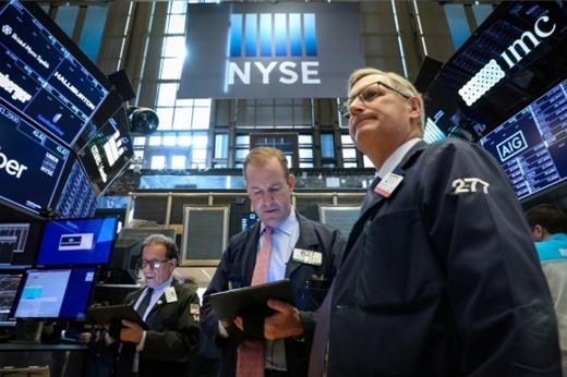 Phố Wall đi xuống, Dow Jones giảm tuần thứ 4 liên tiếp