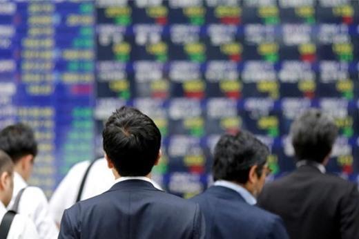 Chứng khoán châu Á tăng dù căng thẳng thương mại Mỹ - Trung tiếp tục leo thang