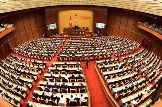 Sáng nay khai mạc kỳ họp thứ 7 Quốc hội khoá 14