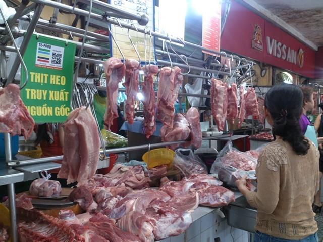 Nguồn cung khan hiếm đẩy giá lợn hơi tăng