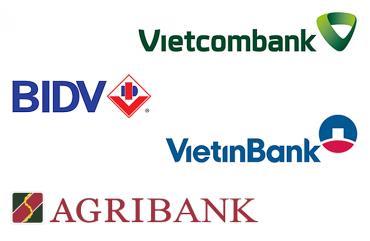 Những gam màu trong bức tranh tăng trưởng của 'Big 4' ngân hàng trong 3 năm qua