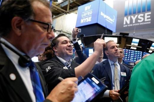 Phố Wall tăng trở lại nhờ cổ phiếu năng lượng phục hồi