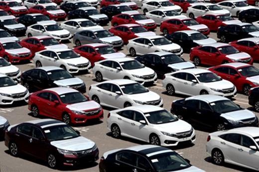 Tháng 5, mỗi ngày có hơn 460 ôtô nhập khẩu vào Việt Nam