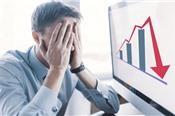 Sắc đỏ vẫn áp đảo, VN-Index giảm gần 3 điểm