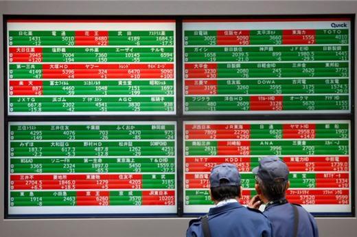 Chứng khoán châu Á tăng ít nhất 1%, kỳ vọng vào đàm phán Mỹ - Trung