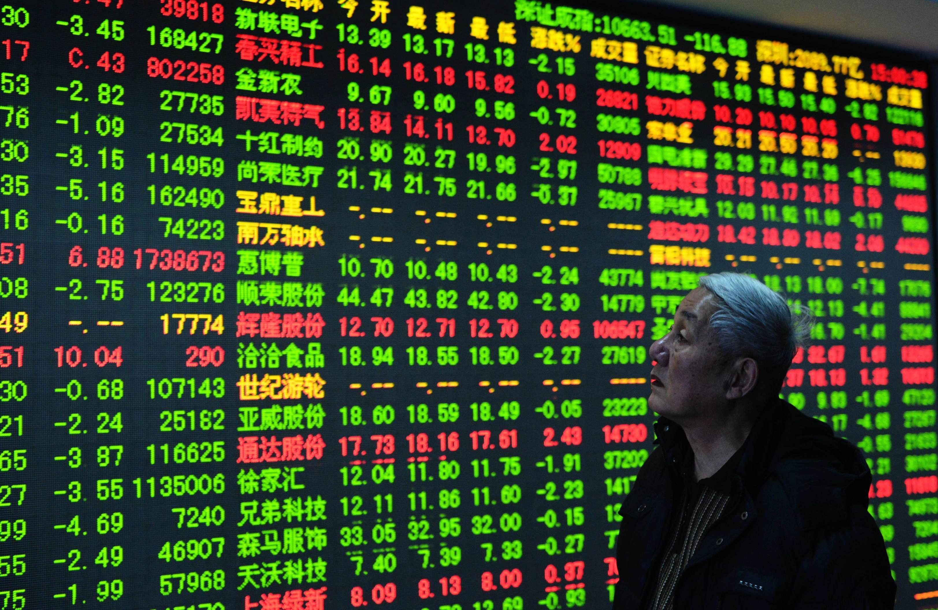 Chứng khoán châu Á lên sát đỉnh 6 tuần