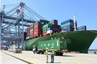 Hàng hóa qua cảng biển 6 tháng đầu năm tăng 13%