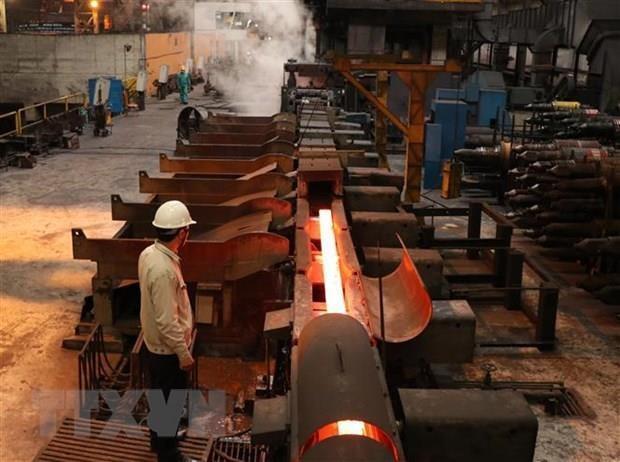 Ký kết EVFTA: Mở ra thị trường mới cho ngành thép Việt Nam