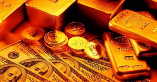 Giá vàng tăng vọt lên cao nhất 6 năm