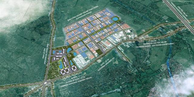 HPG: Hòa Phát cho thuê 35ha đất khu công nghiệp nửa đầu năm