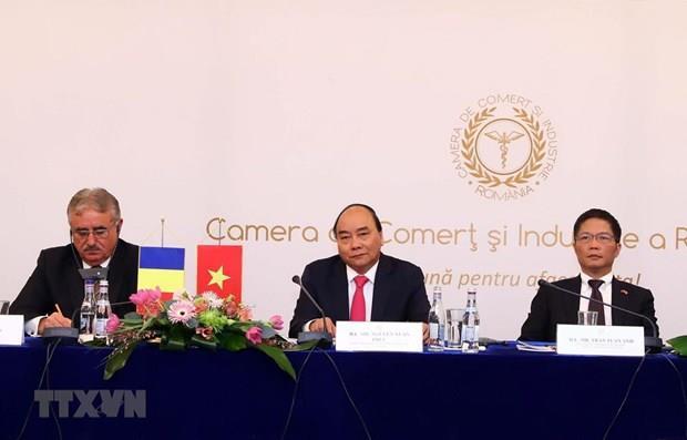 Khóa họp thứ 16 Ủy ban hỗn hợp Việt Nam-Romania về hợp tác kinh tế