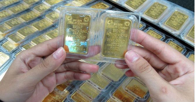Thị trường vàng giao dịch ảm đạm phiên đầu tuần