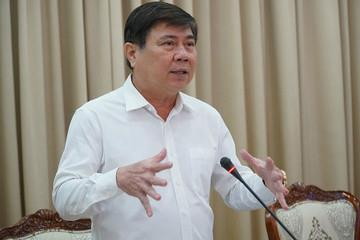 Chủ tịch TP HCM: Trước 30/4 phải quyết xong khó khăn cho doanh nghiệp BĐS