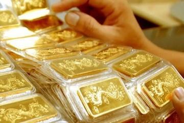Tiếp đà giảm, vàng SJC về gần mốc 59 triệu đồng/lượng